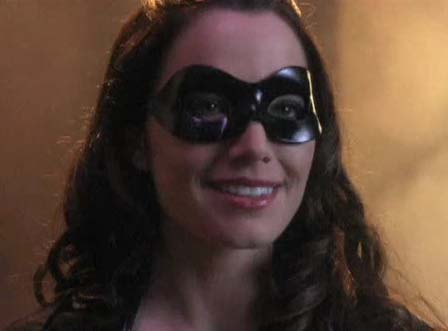 Erica Durance as Stiletto